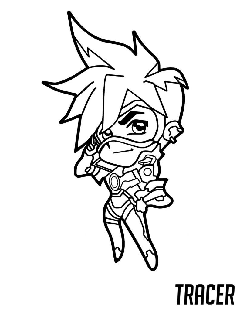 Overwatch Coloring Pages Best Coloring Pages For Kids Coloring Pages For Kids Coloring Pages Coloring Books