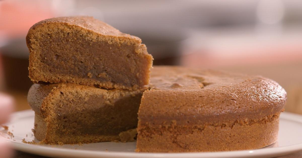 Gâteau aux noix - Laurent Mariotte | Miam miam | Banana ...