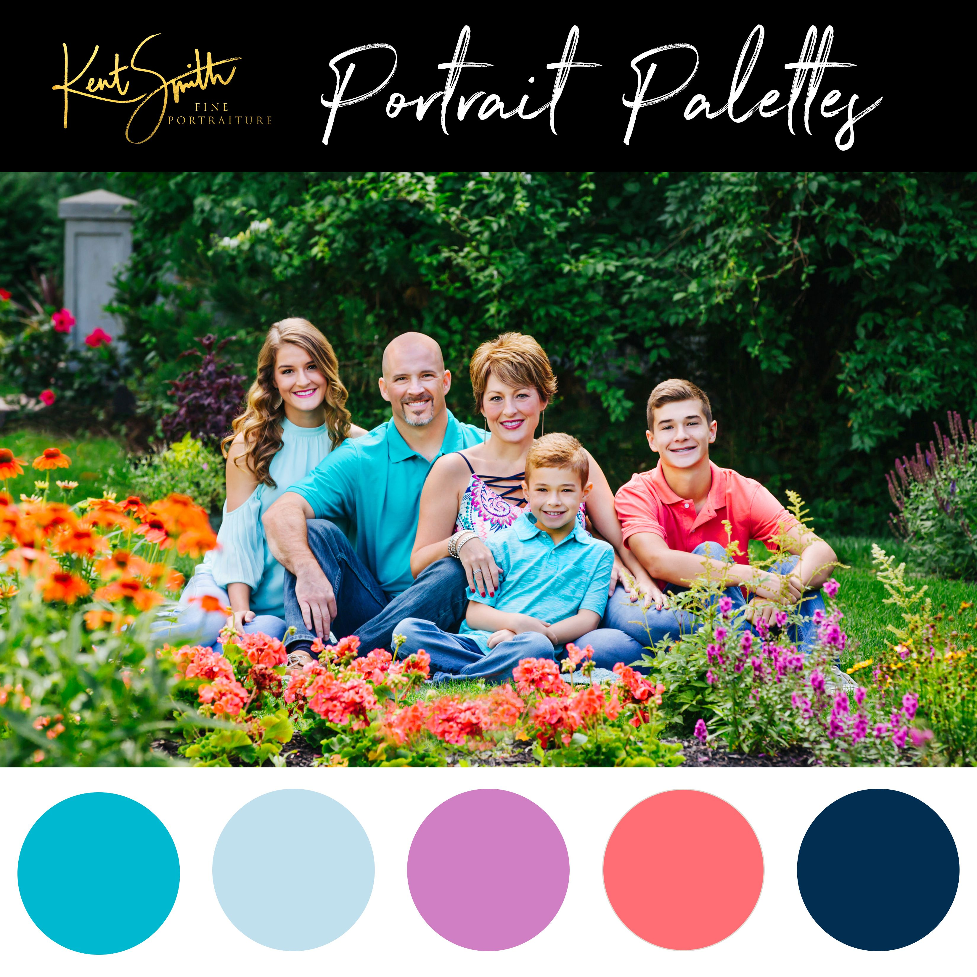 Did Someone Say Summer Here Is An Adorable Color Palette For Your Summer Family Session Summer Family Photos Family Photo Colors Family Picture Colors