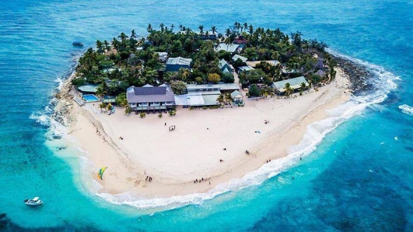 Beachcomber Island The Ultimate Guide To The Fiji Islands