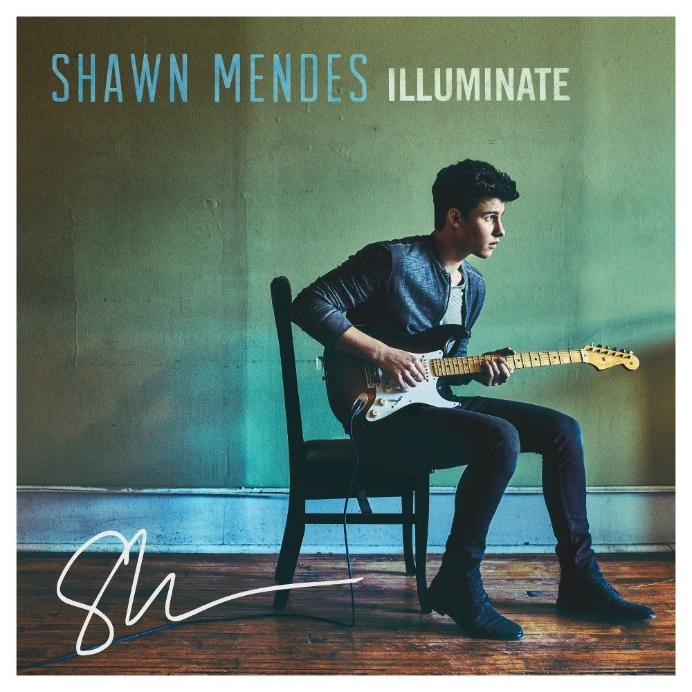 Shawn Mendes - Illuminate (Deluxe) - Autographed Edition Only At Target | Shawn  mendes songs, Shawn mendes album, Shawn mendes news