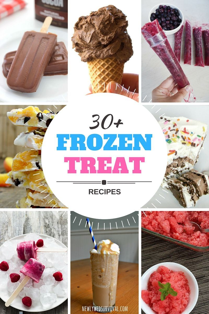 The Best NoChurn Frozen Treats to Cool You Off this
