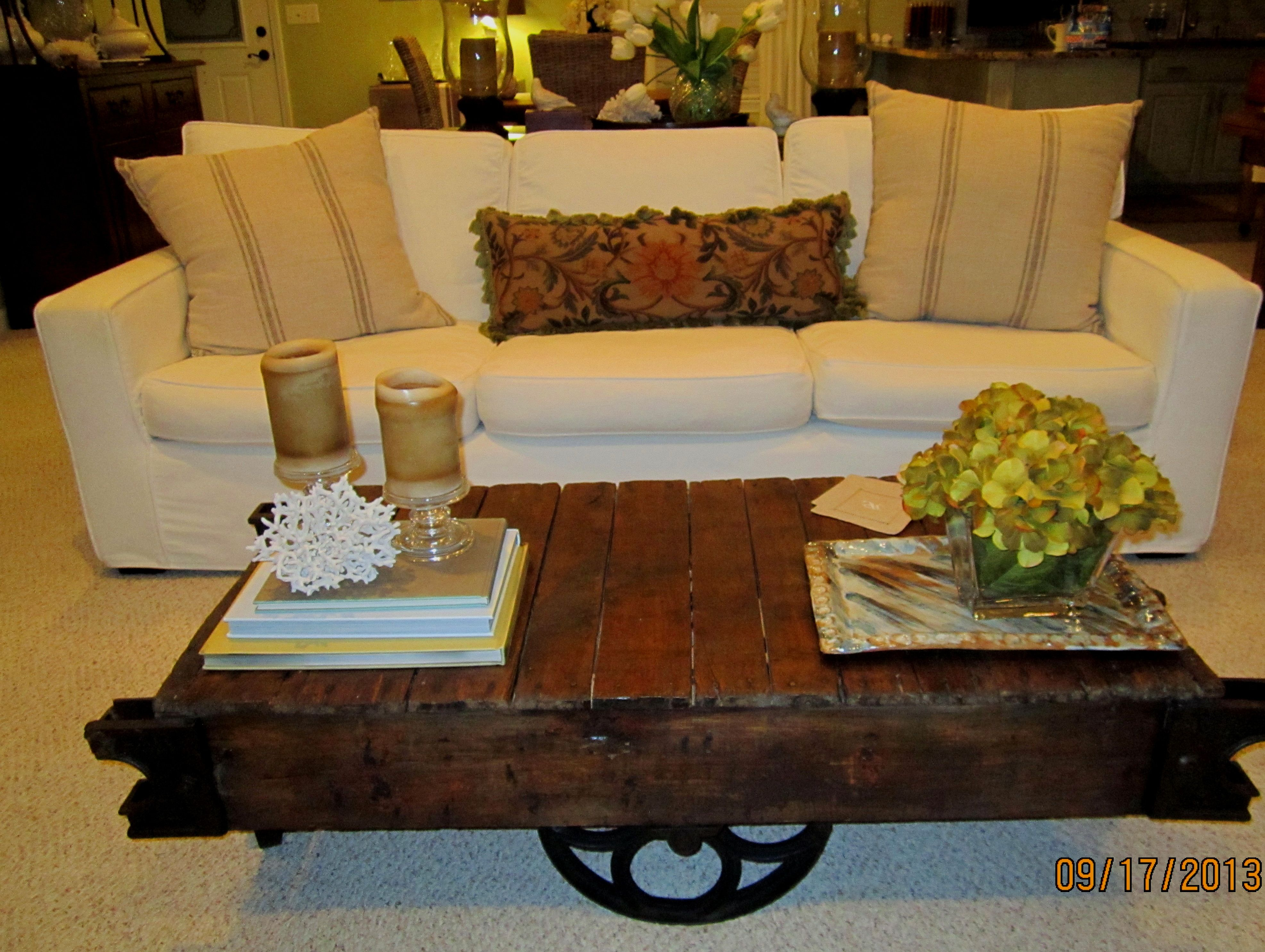Attractive 1000+ Images About Coffee Table On Pinterest | Wicker Coffee Table, Cottage  Living Rooms And Antiques