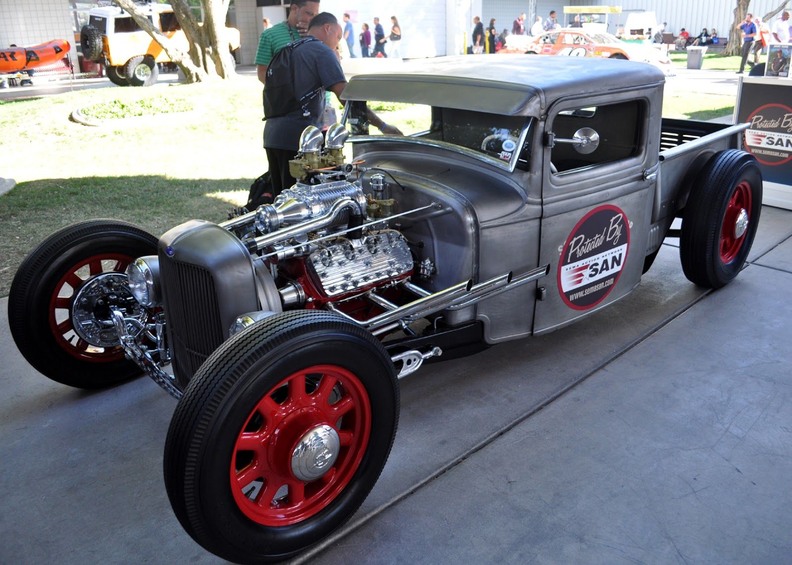 Hot Rod used in ZZ Top music video. Click on the picture to see the ...