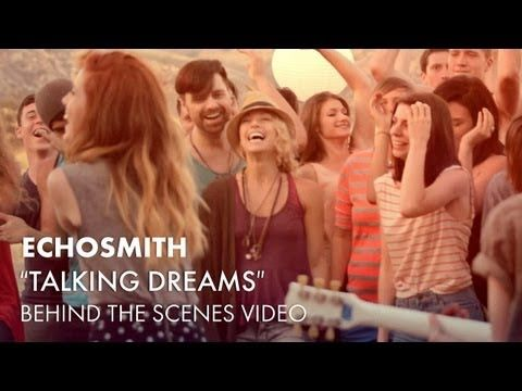 Echosmith - Talking Dreams [Official Behind The Scenes Video]