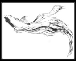 Pin By Viirus Panda On Ink Betta Fish Tattoo Betta Tattoo Koi Tattoo Design