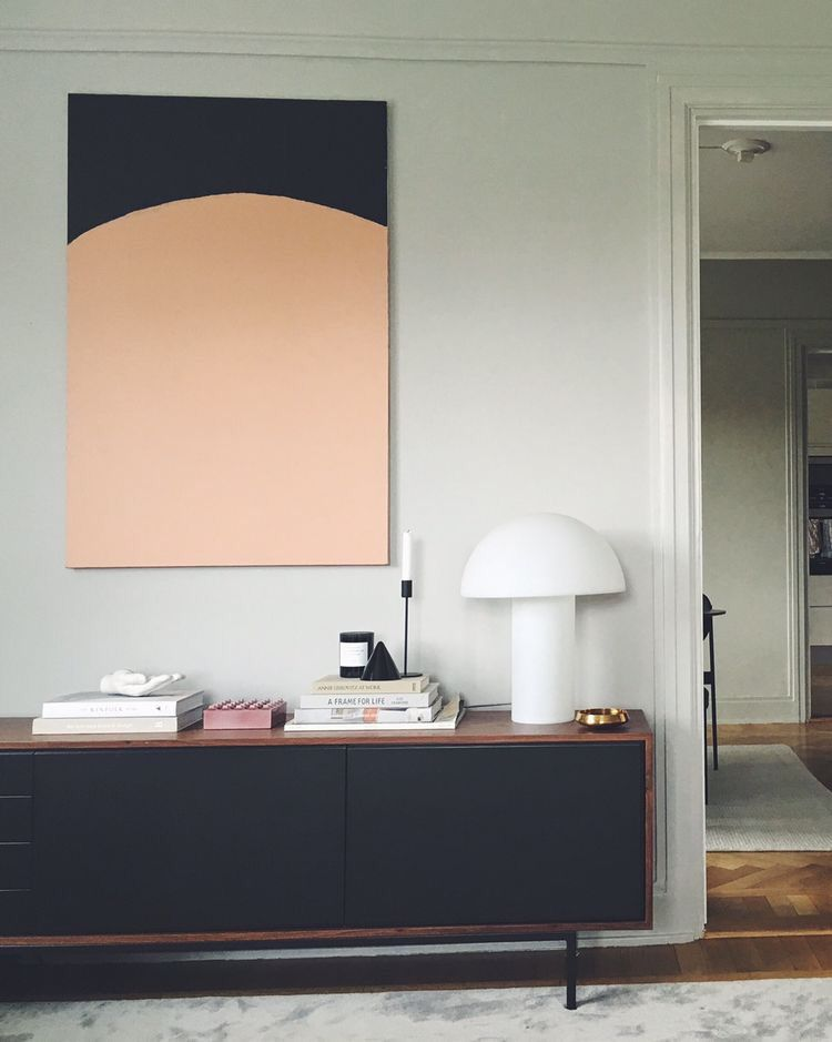 Sideboard Styling M Bel Wohnen Wohnzimmer