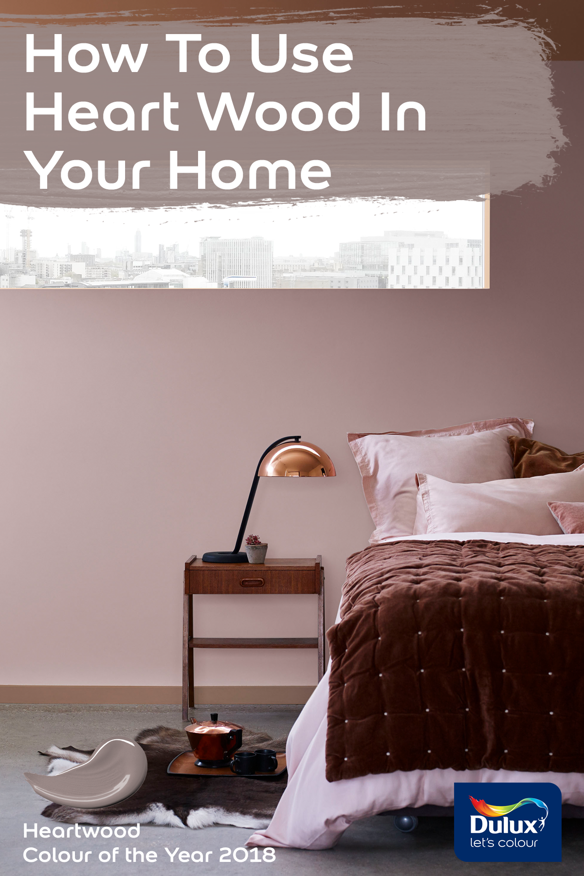 bring the latest trend from dulux into your home with