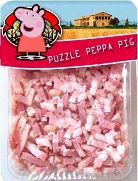853c3e5d6 r/dank_meme] puzzle peppa pig | lemon scented memes | Pinterest ...