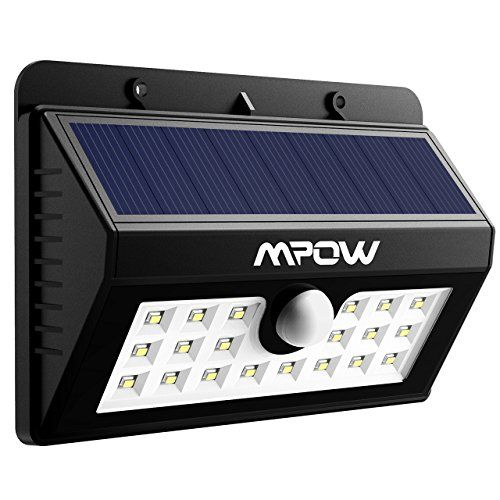 LAMPE Solaire 20 LED