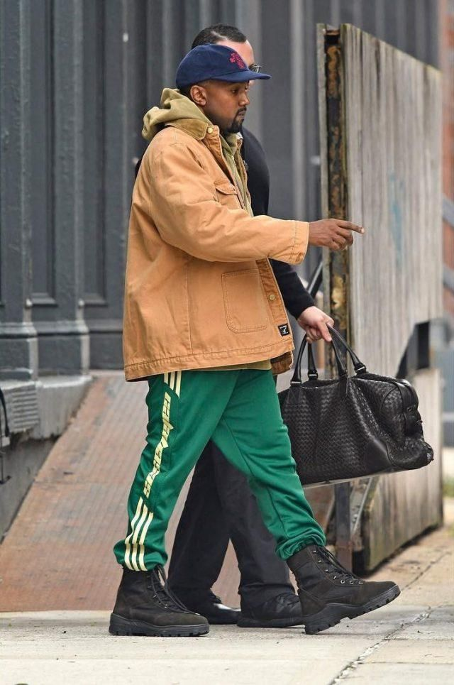 Shop \u003e yeezy green pants- Off 70