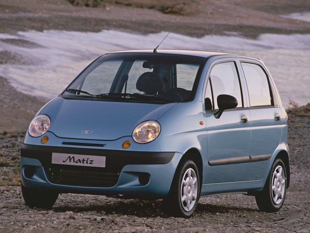 2000 Daewoo Matiz 차