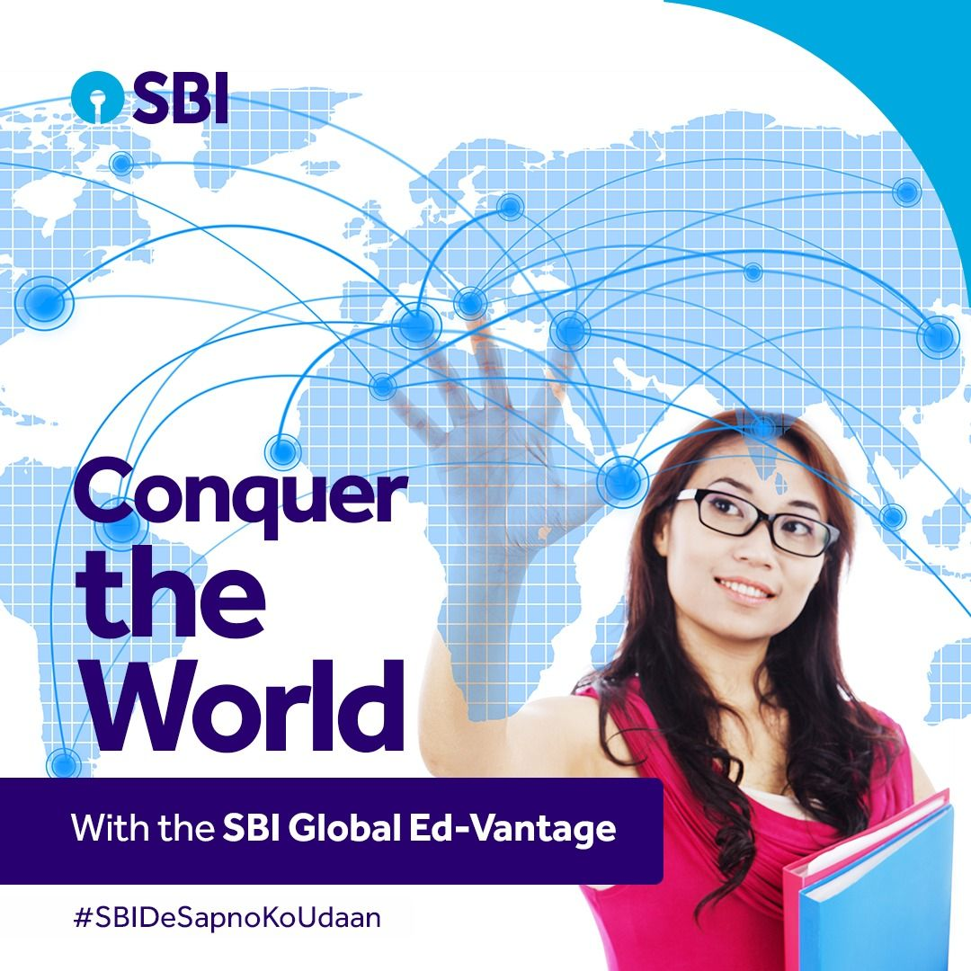 Pin by State Bank of India on SBI Global EdVantage Scheme
