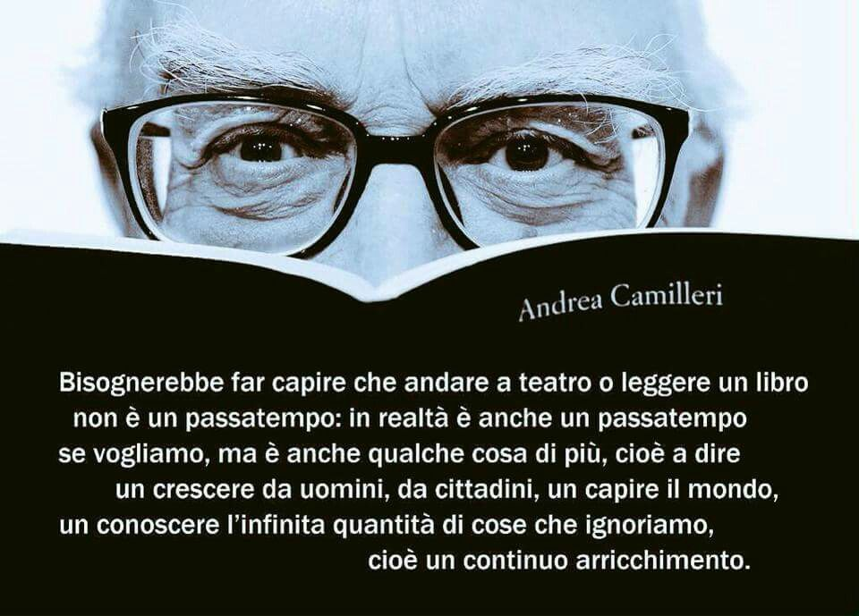 Andrea Camilleri Citazioni Citazioni Casuali Citazioni Scrittori