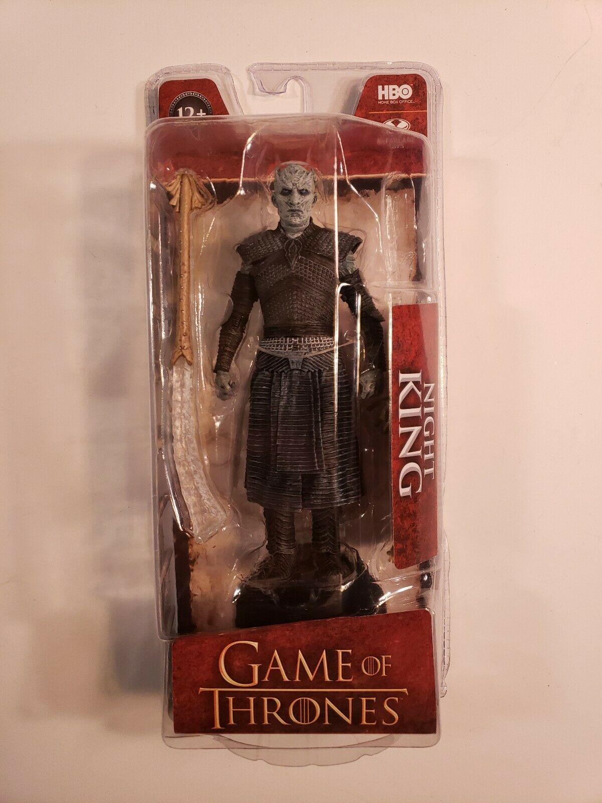 "McFarlane Toys Game of Thrones Series 1 Night King 6/"" Figure NEW SEALED GOT"