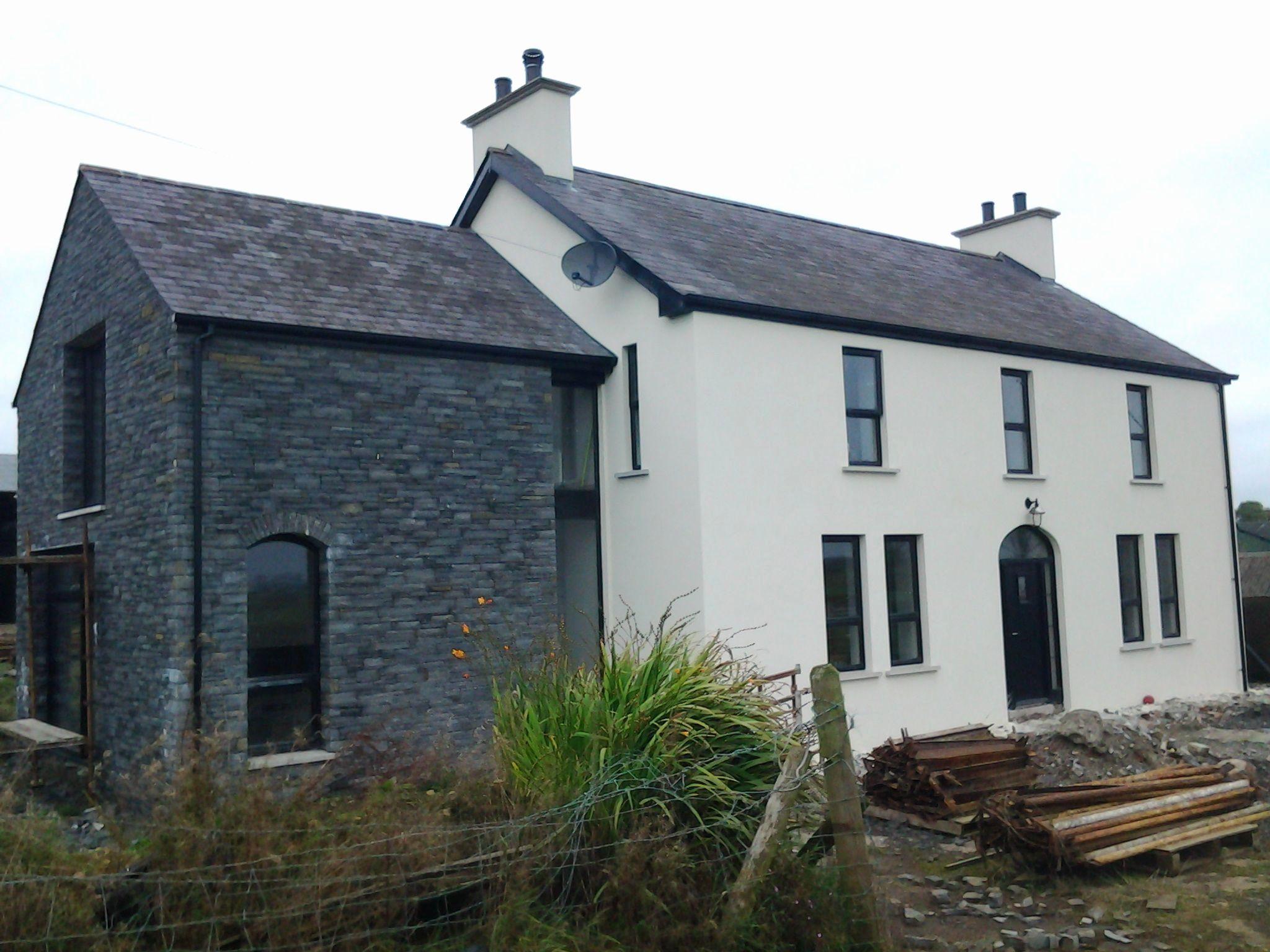 Traditional Irish Cottage House Plans Farmhouse Style House Irish Houses Farmhouse Style House Plans