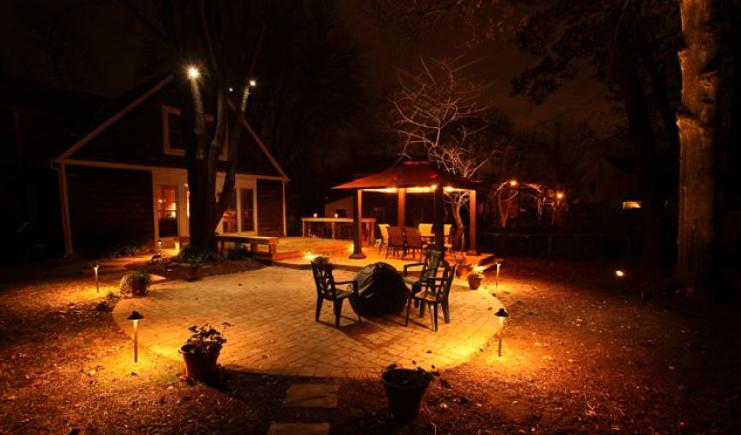 Unique Patio Lighting Ideas For Autumn Unique Patios Patio Lighting Patio