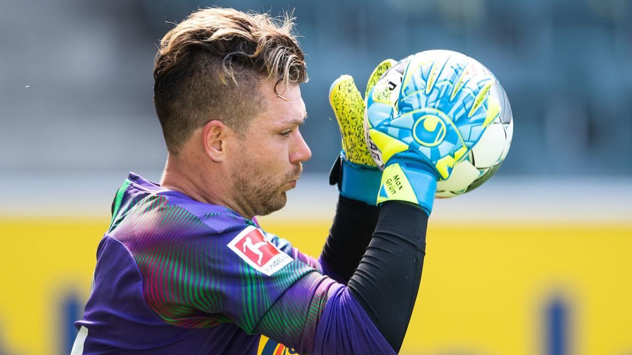 Borussia Monchengladbach Max Grun Nr 3 Hinter Yann Sommer Mit Bildern Yann Sommer Borussia Monchengladbach Torwart