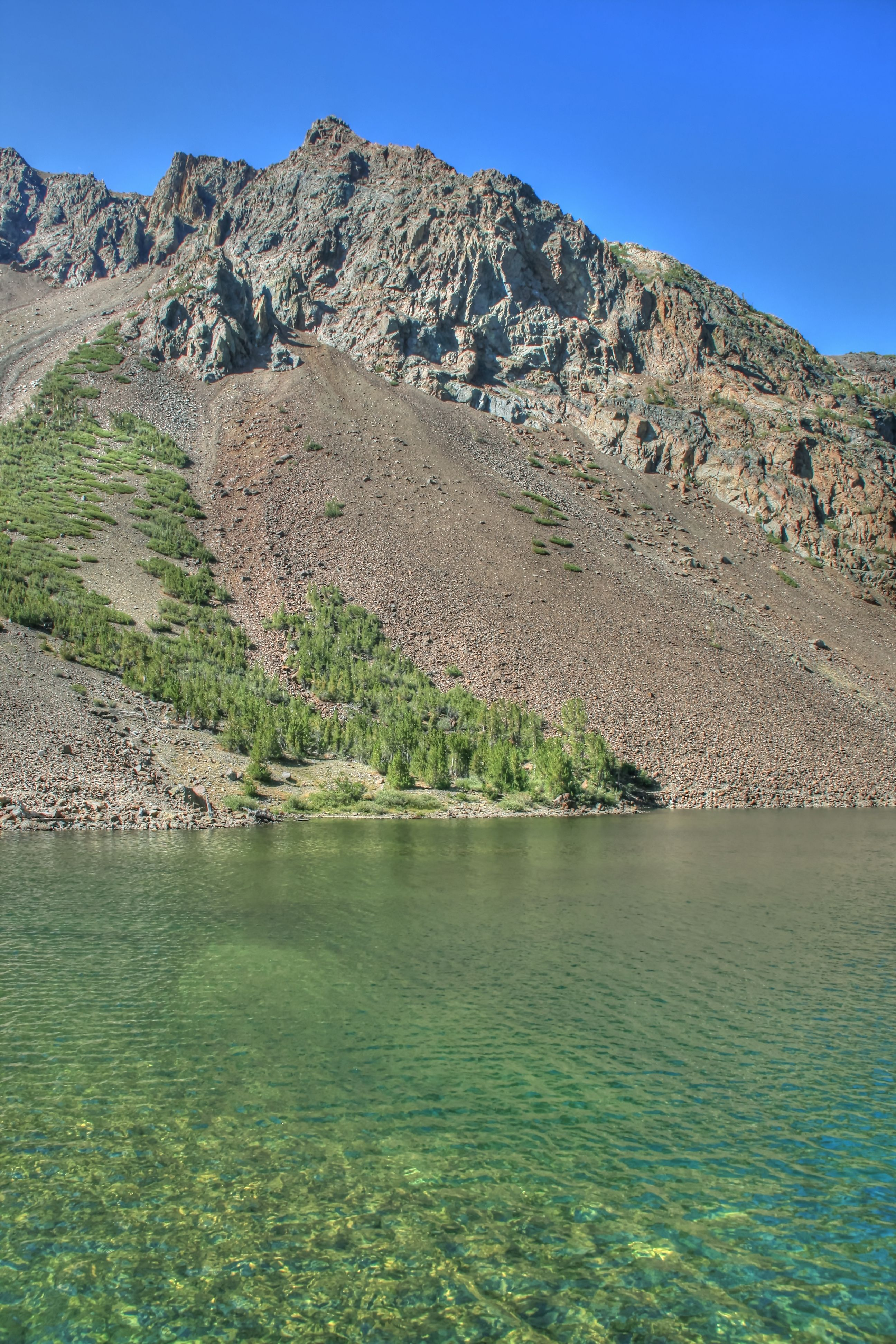 Ellery Lake, Mammoth Lakes
