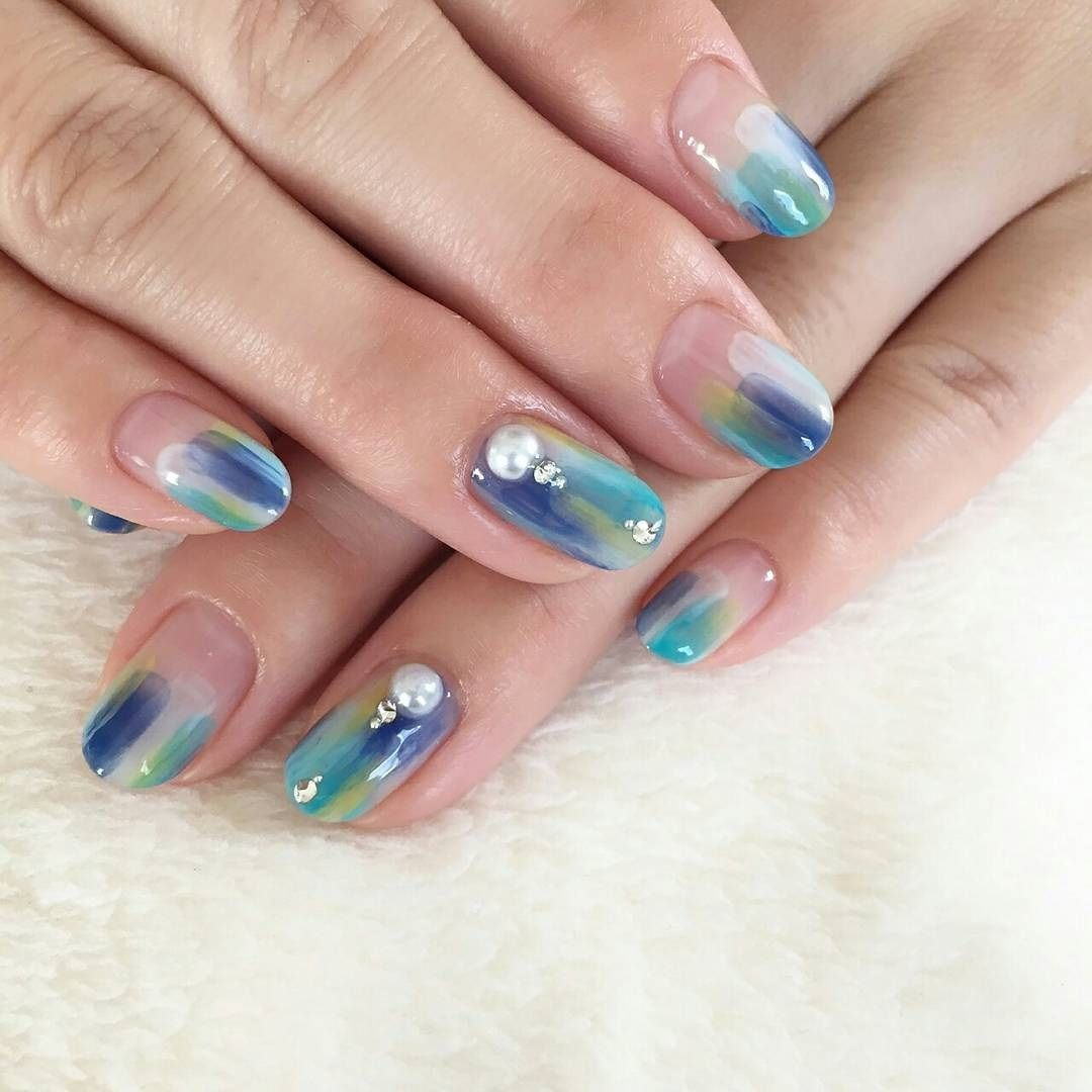 Japanese Nail Art - Adorable Japanese Nail Designs Tokyo Inspired ...