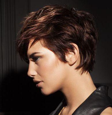 Dickes Haar Kein Problem Diese 10 Pixie Frisuren Sind Perfekt Für
