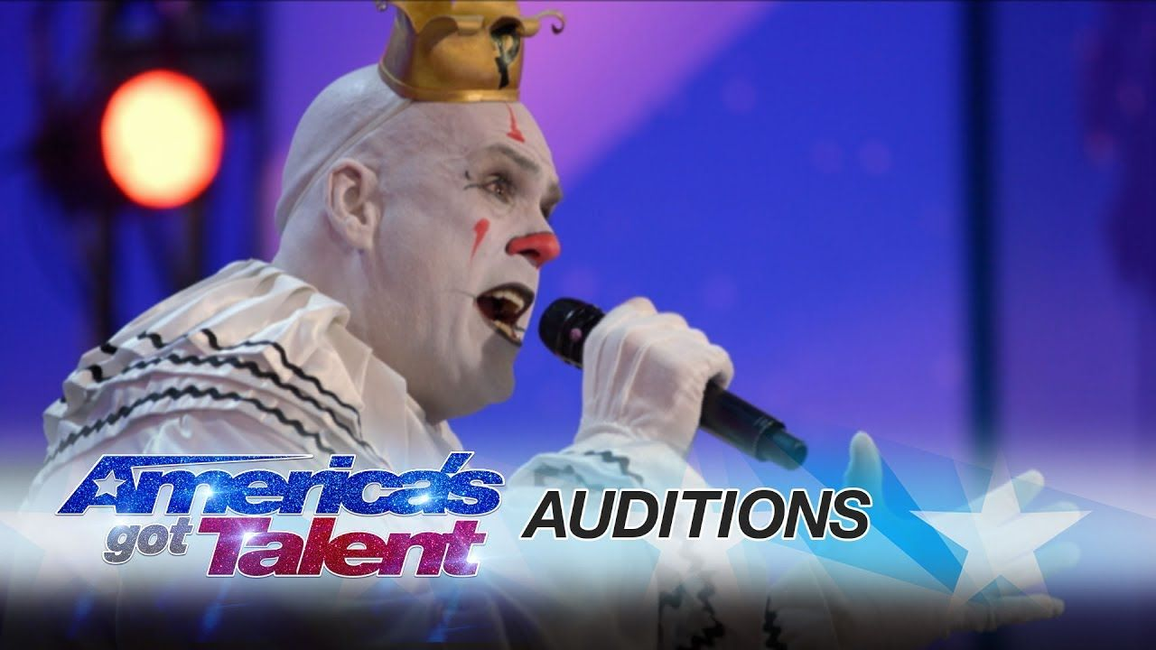 Puddles Pity Party: Sad Clown Stuns Crowd with Sia\'s \