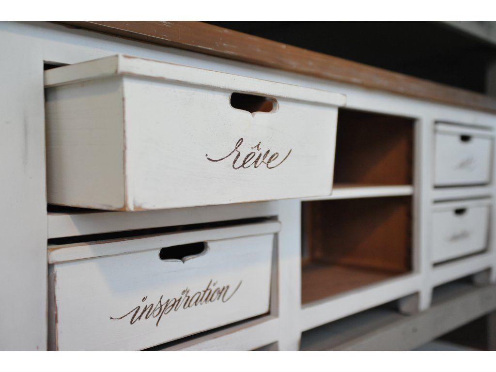 TV stůl Cottage - Interiér de l´Art