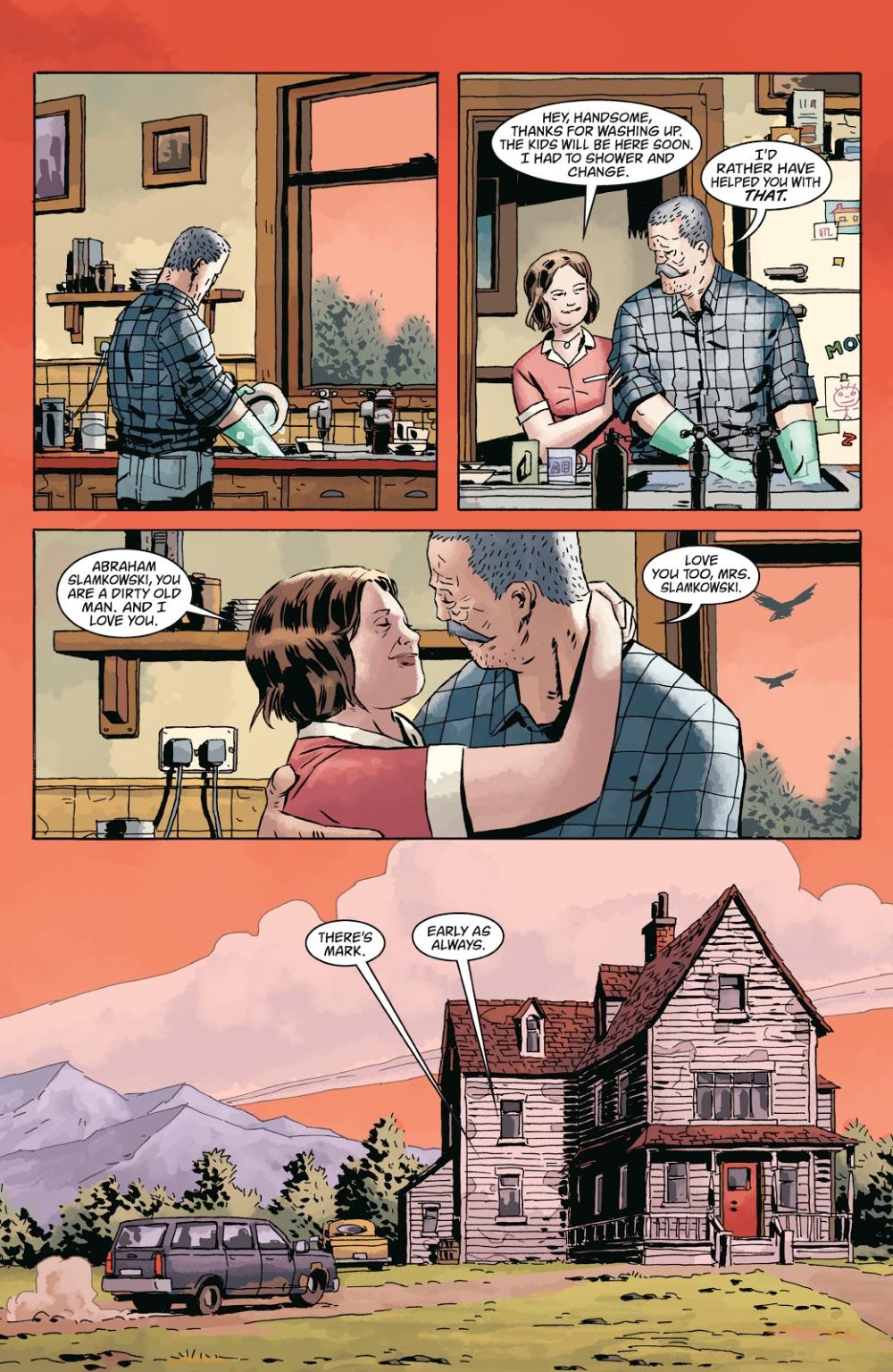 Black Hammer Age Of Doom Issue 12 Read Black Hammer Age Of Doom Issue 12 Comic Online In High Quality Comics Comic Art Comics Online