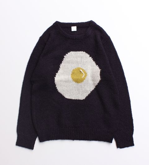 Sunny side up sweater