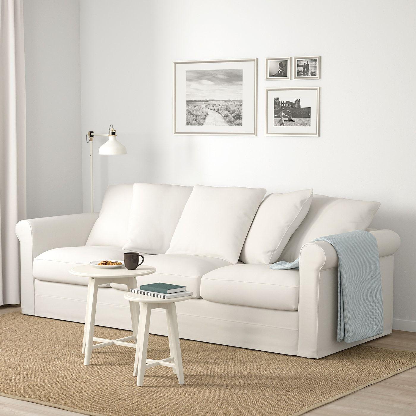 Gronlid 3er Sofa Inseros Weiss Ikea Osterreich 3er Sofa Sofa 2er Sofa
