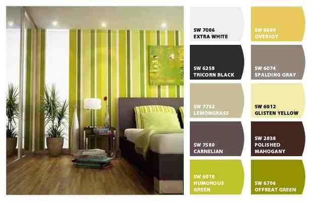 Green Bedroom Color Schemes | Green Bedroom Ideas | Pinterest ...