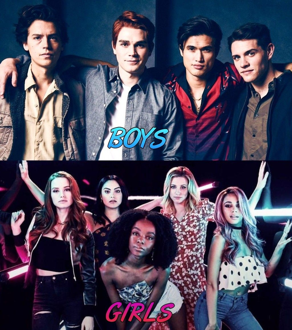 Riverdale Characters: Riverdale Has Some Good Lookin Characters
