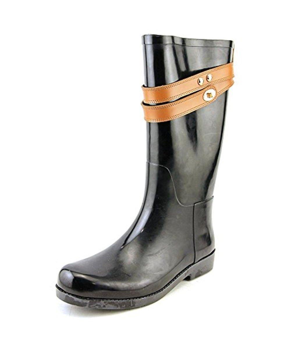 COACH Coach Tara Women Round Toe Synthetic Black Rain Boot'. #coach #shoes