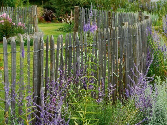 Idée jardin : une clôture pour s\'isoler | Chataignier, Plage et ...