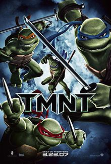 TMNT One of my favorite movies!
