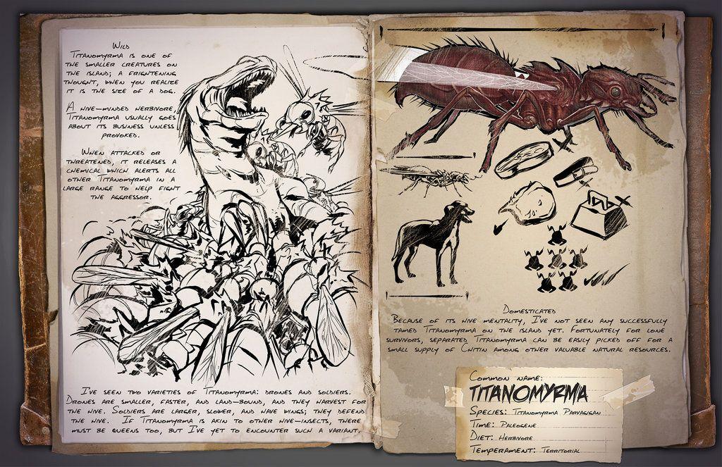 Titanomyrma Dossier by JPLover764 on DeviantArt
