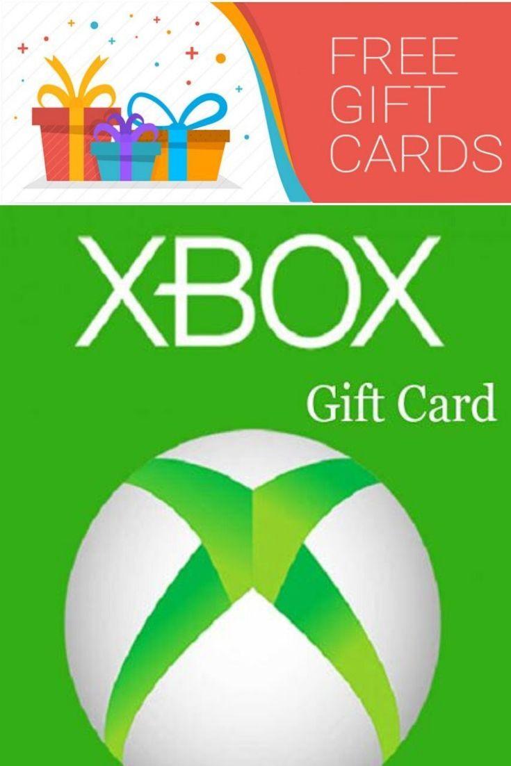free xbox gift cards 2018. Xbox gift card, Xbox gifts