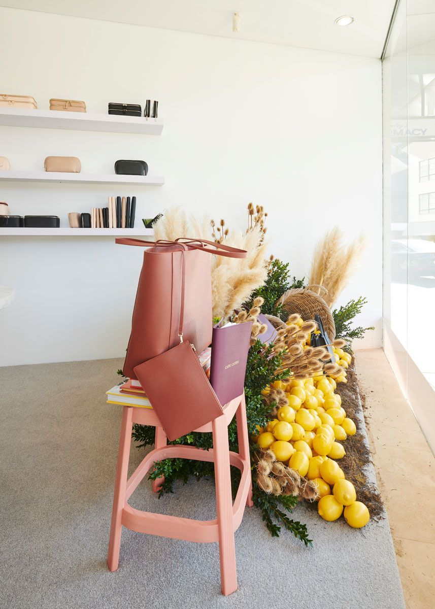 Major Euro Summer vibes with our Seed Flora installation at our Double Bay PopUp Store