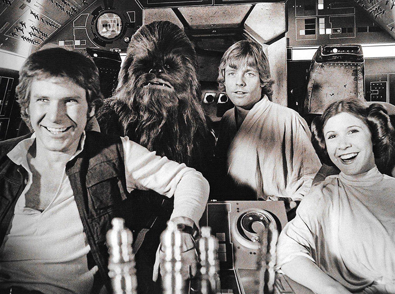 Image result for star wars originals cast