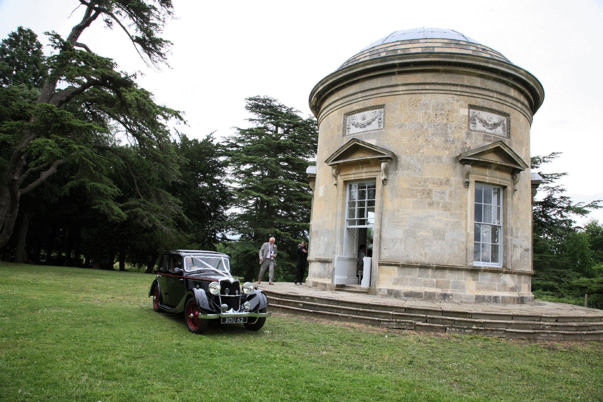 The Rotunda, Croome. Worcestershire, UK