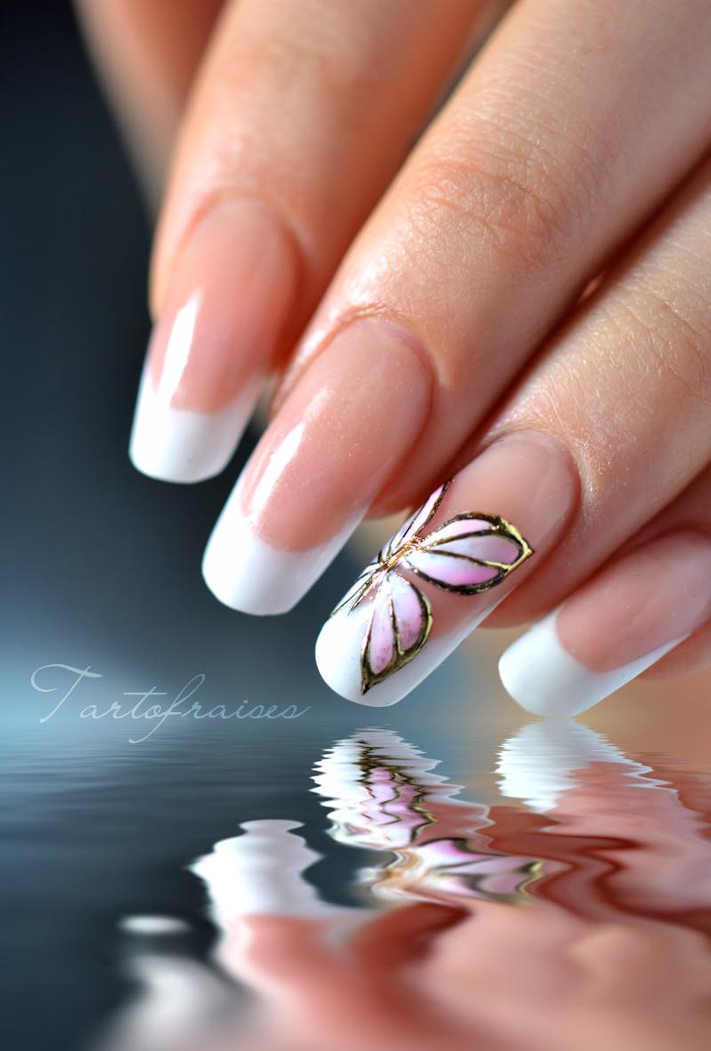 Nail art gel foil | nails | Pinterest | Manicure, Nail nail and Makeup