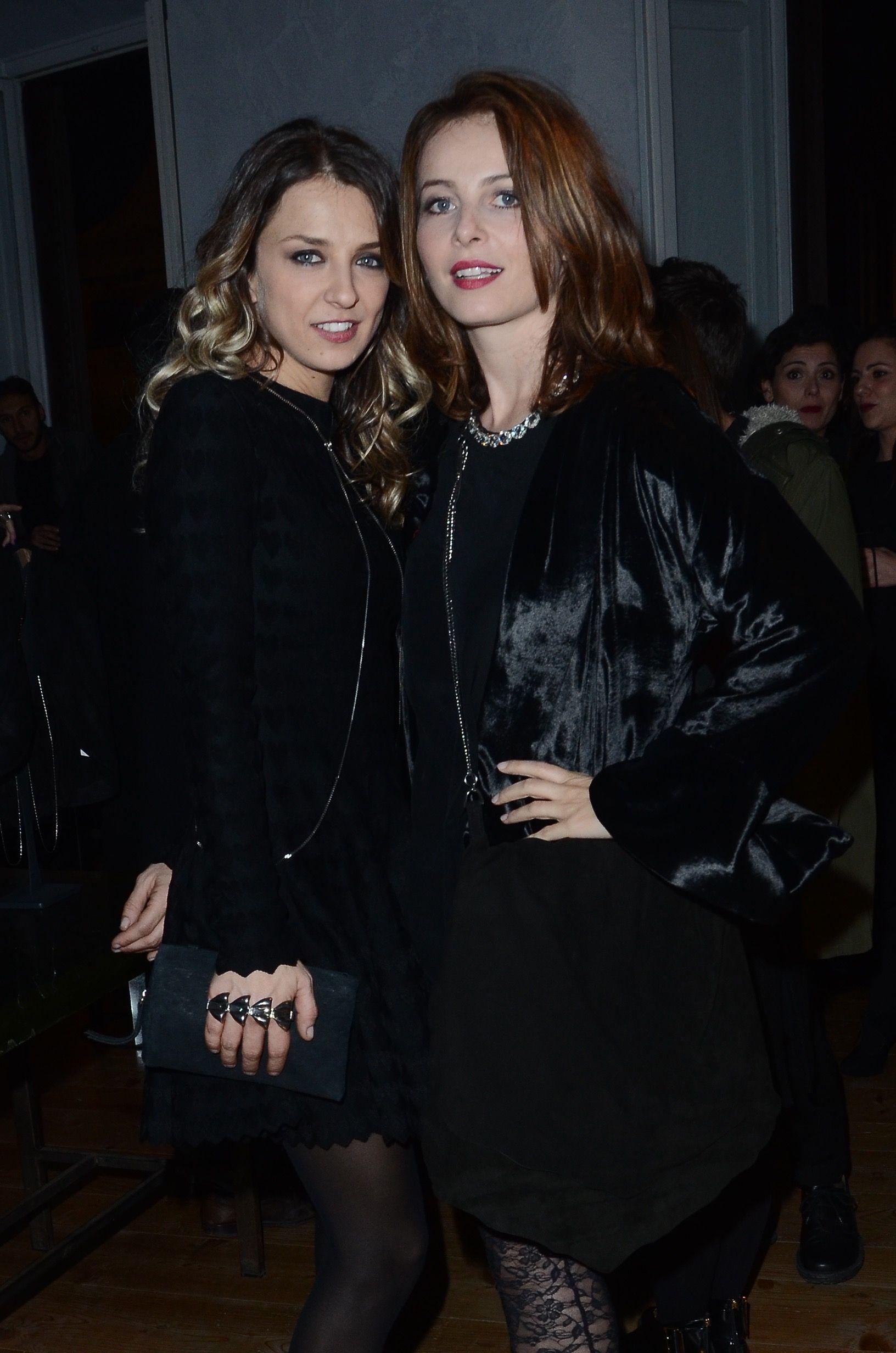 Myriam Catania, Violante Placido Mia D'Arco collection #miadarco #fashion #model #girl #jewels