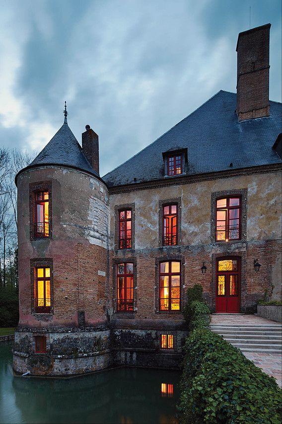 Château de Pouy-sur-Vannes