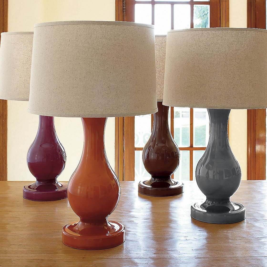 Belly Table Lamp Base Amazing Ideas