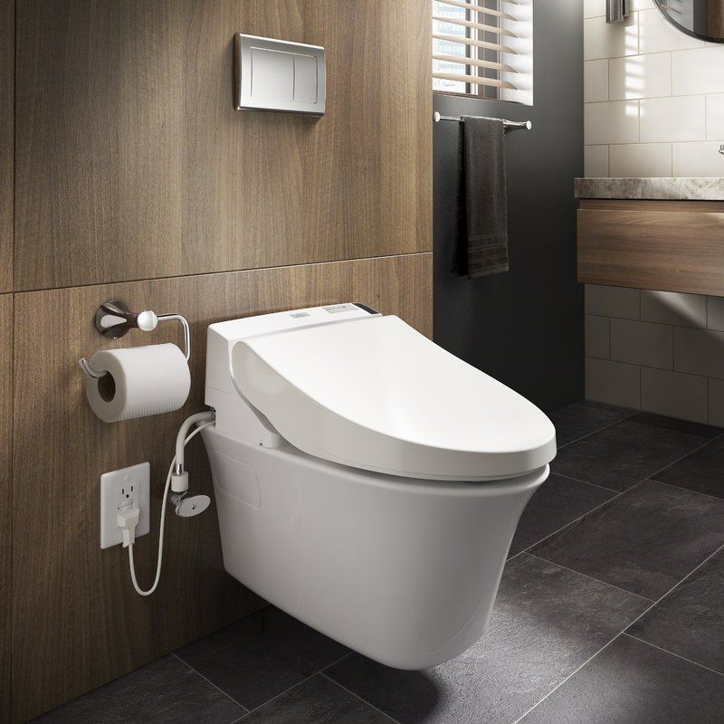 Washlet C200 Elongated Toilet Seat Bidet In 2020 Bidet Toilet