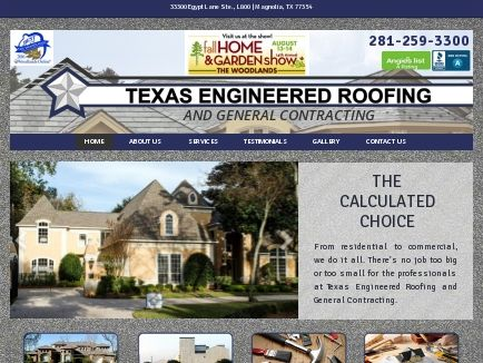 Texas Engineered Roofing Roofing The Woodlands Tx Roofing Contractors