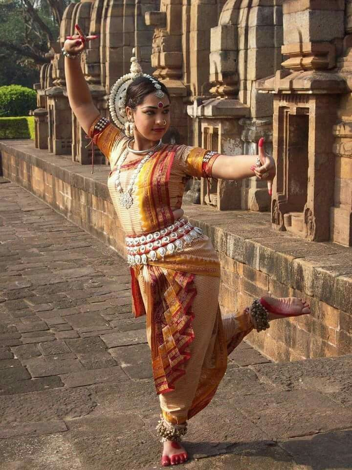 Traditional dance.