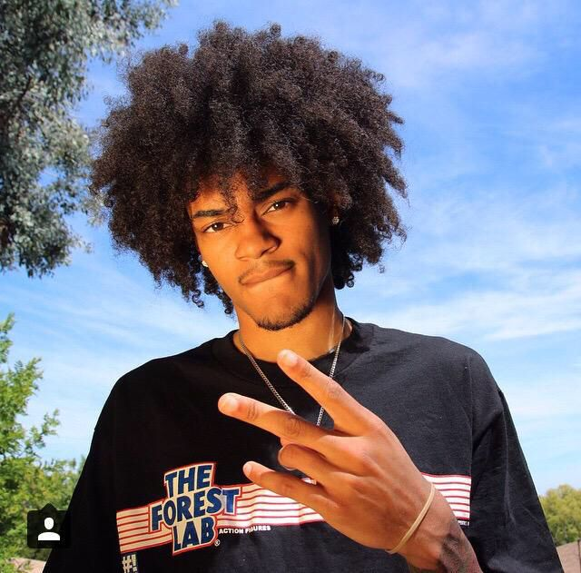 One Of Snoop Dogg S Sons Natural Hair Beauty Natural Hair Styles Hair Beauty
