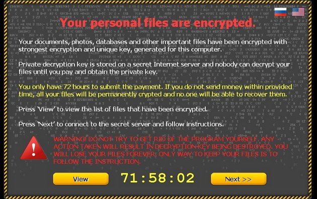 How To Protect Encrypts Files From Ctb Locker And Demands Ransom