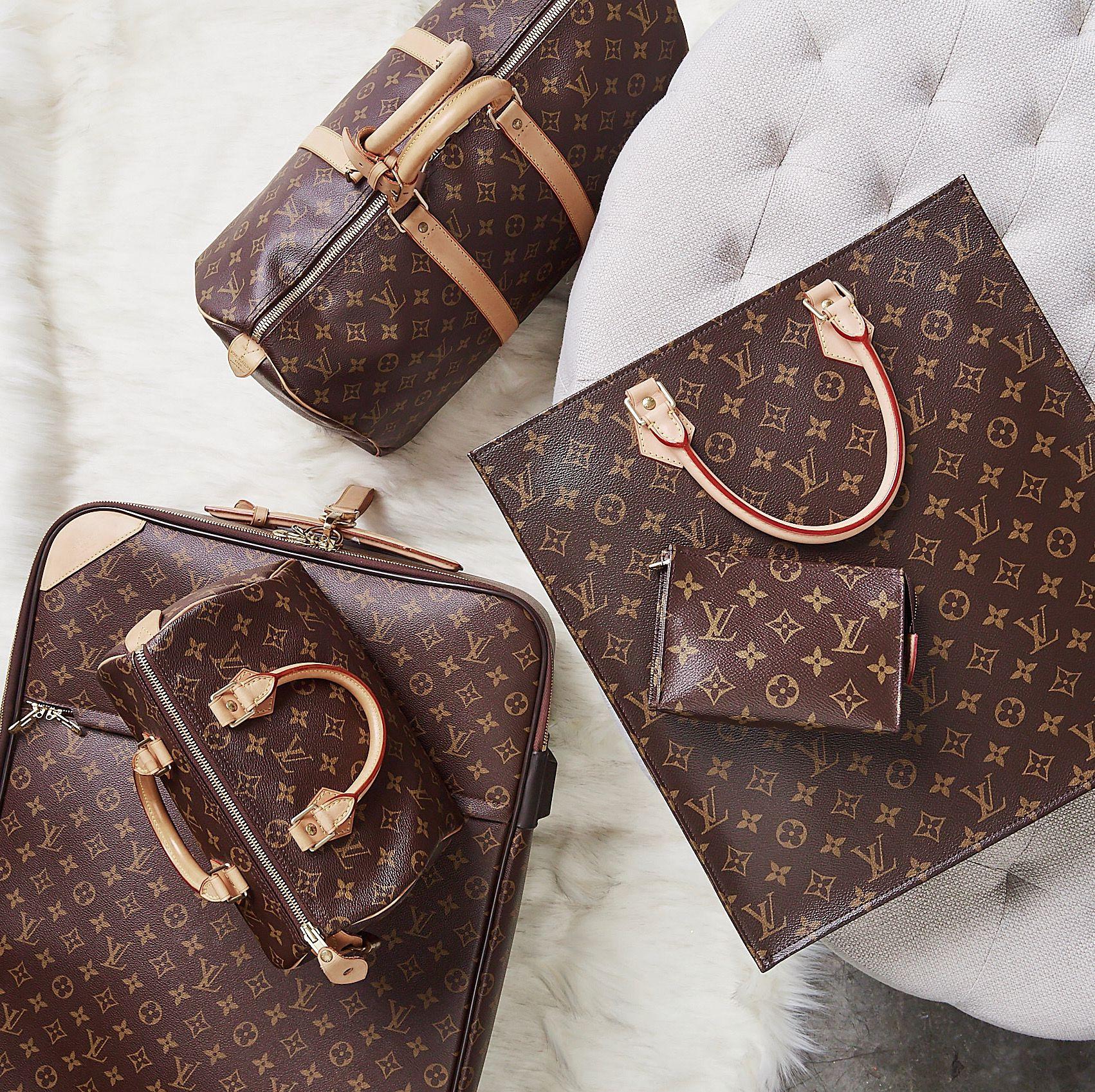 Travel In Style Louisvuitton Travel Travelinstyle Luggage Speedy Keepall Louisvuittonlugga Louis Vuitton Luggage Set Louis Vuitton Louis Vuitton Travel